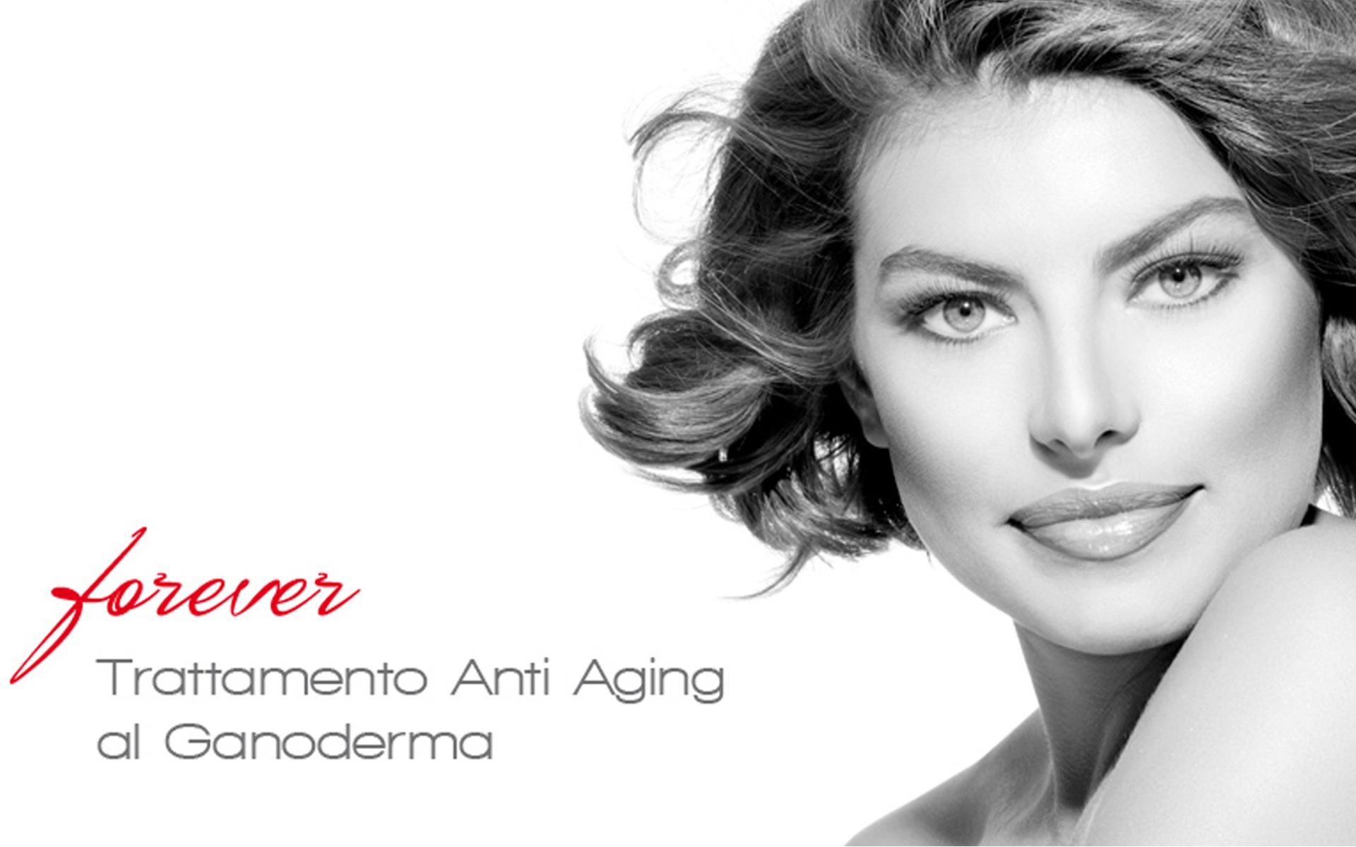 Anti-Aging al Ganoderma